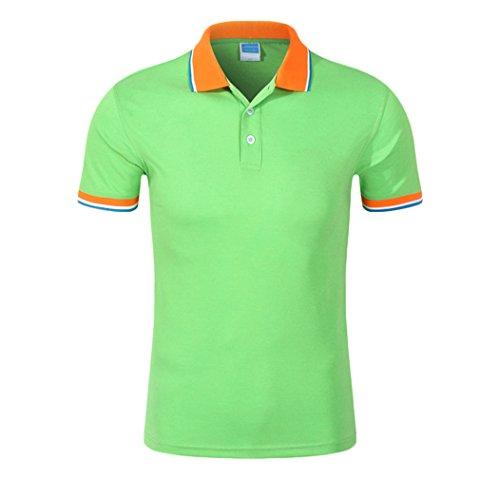 MTTROLI Herren T-Shirt Fruit Green