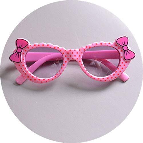 HermosaUKnight Koreanisch Bowknot kindersonnenbrille Brille Unisex Anti-uv Baby Bowknot 2#
