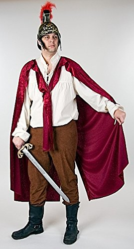 Umhang Sankt Martin teilbar (Kostüme Edle Der Ritter Erwachsene Für)