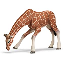 Schleich 14390 - Figura/ miniatura La fauna, jirafa, bebiendo