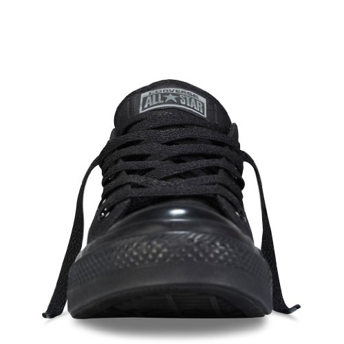 Converse AS HI CAN OPTIC. WHT M7650, Unisex-Erwachsene Sneaker Black Monochrome