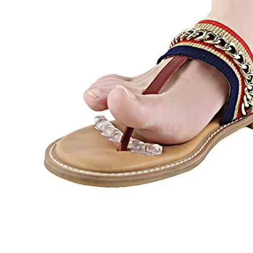 SUPVOX 1 Paar Anti-Rutsch-Aufkleber mit hohem Absatz für Frauen (Schuh-liner Einfügen)