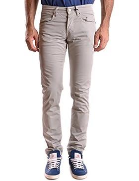Siviglia Hombre MCBI278022O Gris Algodon Jeans