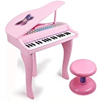 Buddy Fun Electronic Symphonic Piano / Key Board Organ - Educational Musical Toy With Mp3 Plug-In