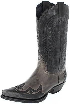 Sendra Boots 13170 - Botas de Piel para hombre Marrón marrón