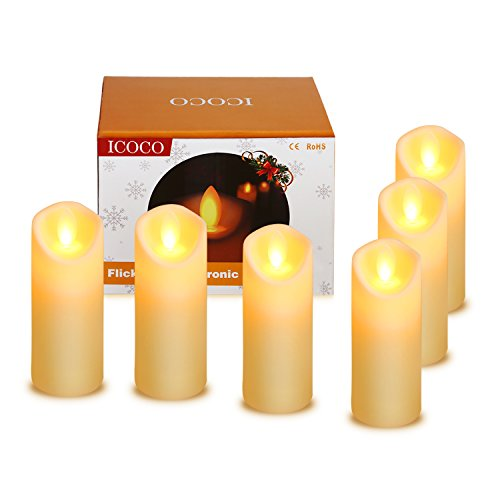 iCoco LED Velas