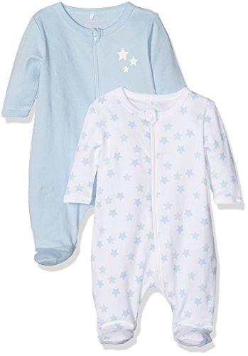 Name It Baby Boys' Sleepsuit Pack Of 2