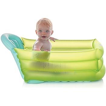 Jane Inflatable Bath (3 Postions, 30 L): Amazon.co.uk: Baby