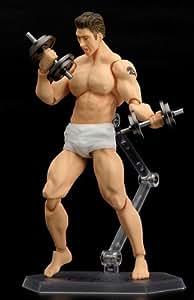 Figma Billy Herrington (Max Factory) [Toy] (japan import)