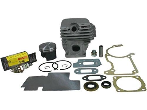 Preisvergleich Produktbild Sägenspezi Zylinder Kolben Set passend für Stihl 026 MS260 MS 260 44,7mm inkl. Dichtsatz und Zündkerze