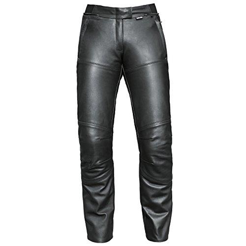 Hein Gericke Sienna 3 Damen Lederhose schwarz 44 - Motorradhose