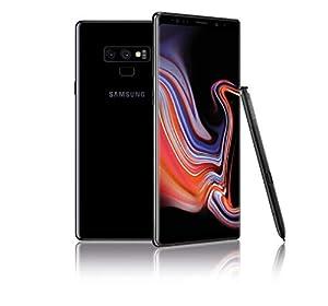 Samsung Galaxy Note 9 (Single SIM) 128 GB 6.4-Inch Android 8.1 Oreo UK Version SIM-Free Smartphone – Midnight Black