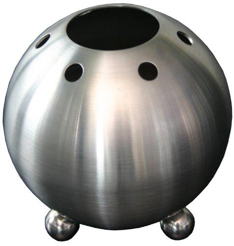 Metall-luftbefeuchter (Süd-Metall Raumluftbefeuchter aus Edelstahl, 0,7 Liter 2002257)