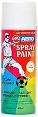 Abro Colour Spray Paint (400ml, Off White)
