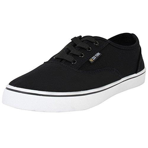 ZOO YORK Herren Sneaker Black