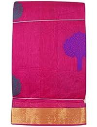 Saravanabava Silks Kanchipuram Silks Sarees (Pattu Kotta Cotton SRBS006 )