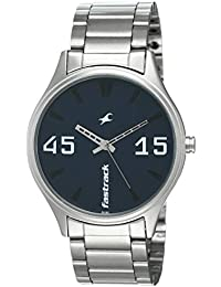 Fastrack Analog Silver Dial Men's Watch-3229SM02 / 3229SM02