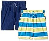 Amazon-Marke: Spotted Zebra Jungen 2-Pack Jersey Knit Shorts