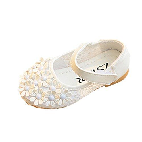 der Schuhe Prinzessin Partei Schuhe Sandalen für Mädchen Kostüm Party Geburtstag (Schwerpunkt Kostüm)