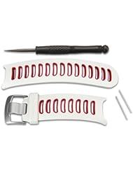 Garmin 010-11822-01 Bracelet de remplacement pour Approach S3 Blanc
