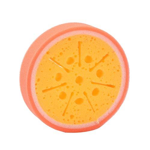 Yvelands pulizia corpo bagno spugna frutta fresca spugna regalo pulizia bambino(g)