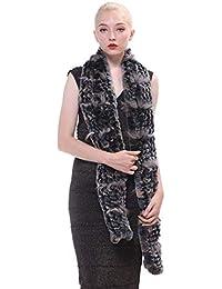 Amazon.fr   fourrure queue de renard - Accessoires   Femme   Vêtements 35da6b5e288