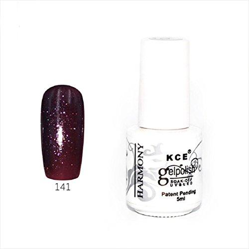 Vovotrade ❃❃ Belle ongles Gel UV et Bright LED coloréesCouleurs 5ML_B