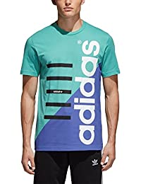 adidas Commercial Camiseta, Hombre, Multicolor (Stoccl), S