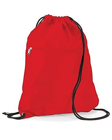 Quadra Senior Sportbeutel Rot