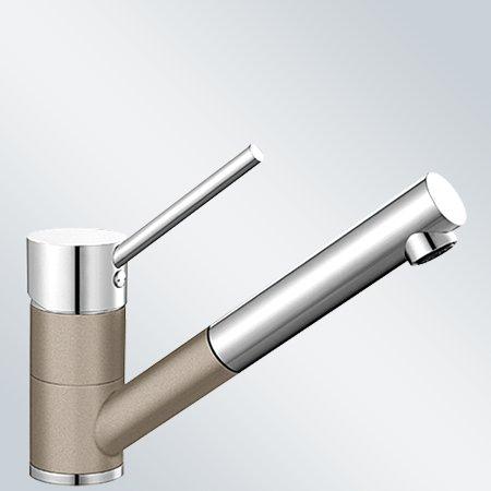 blanco-antas-s-tartufo-niederdruckarmatur-braun-mischbatterie-kuche-wasserhahn