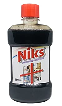 Niks Black Phenyl Concnetrate 250ml to Make 5 Ltr Black Phenyl from 250ml concentrate