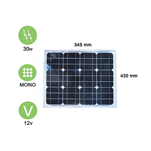 Solarmodul Monokristalline 30W Victron Energy 12V - 2