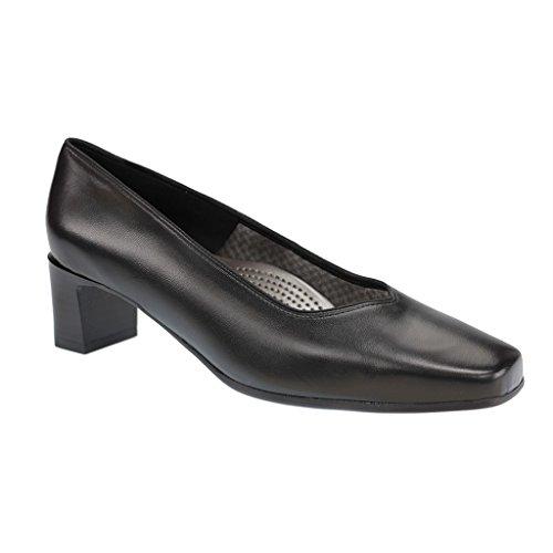 ara12-41768-01 Verona - Scarpe con Tacco Donna Nero (nero)