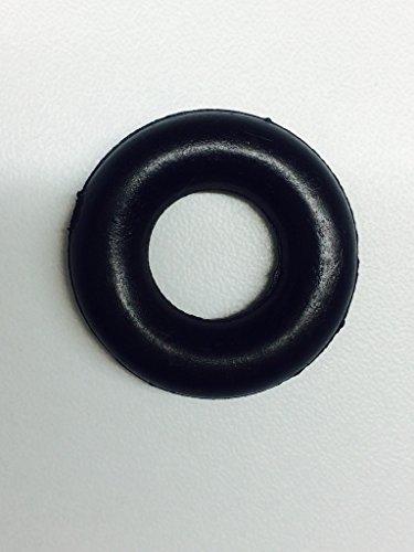 Vintage Domestic Nähmaschine schwarz Bobbin Winder, kleine Gummi Ring -