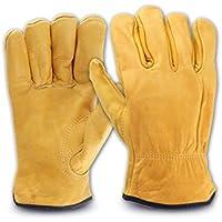 Guanti di saldatura indossare guanti protettivi soft