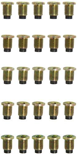 KS tools ölablassschraube innen4kant 8 mm, m16 x 1,5 x 24 mm-lot de 2–430.2157