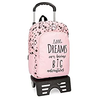 41t059Cok5L. SS324  - Roll Road Dreams Pink - Mochila Escolar
