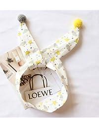 JWTS Tela Infantil Cinturón para el Cabello Chica Estrella Bola Tocado Chica Bebé de Gama Alta