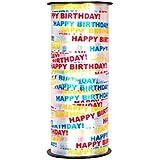 Cinta Color, ROSENICE Decoración Cumpleaños Happy Birthday 0,2cm