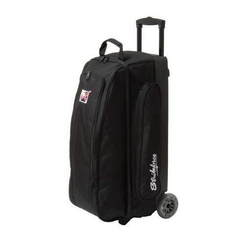 kr-strikeforce-cruiser-smooth-triple-roller-bowling-bag-black-by-kr