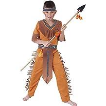 Rubie's - Disfraz de indio Sioux, para niños, talla L (S8424-L)