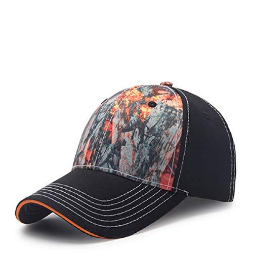 TJJQT Baseballmütze Marke Mens Armee Camo Baseball Cap Casquette Camouflage Hüte für Männer Coole Vintage Cap Frauen Blank Wüste Camo Hut Camo Vintage Cap