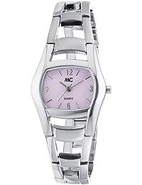 MC Timetrend Damen-Armbanduhr Analog Quarz Messing 51214