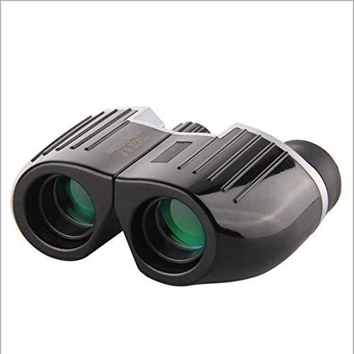 Télescope Jumelles Fort grossissement Vision Nocturne Non Infrarouge 10x25 Portable de Poche Grand Angle de Vision Observation des Oiseaux Concert d'observation des étoiles Cyclisme Camping Tourisme