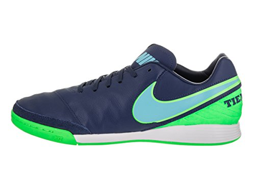 Nike Herren 819222-443 Hallenfußballschuhe Blau