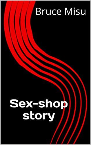 Couverture du livre Sex-shop story