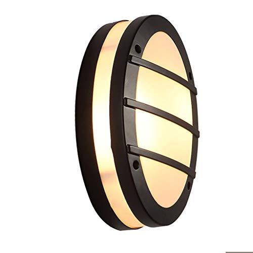* E27 IP54 Lampada da Parete per Esterni in Alluminio...