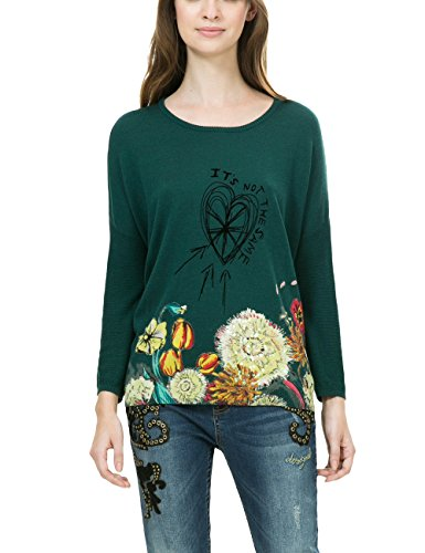 Desigual Jers_most, Pull Femme