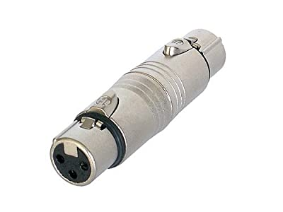 Neutrik Adapter XLR Female to XLR Female