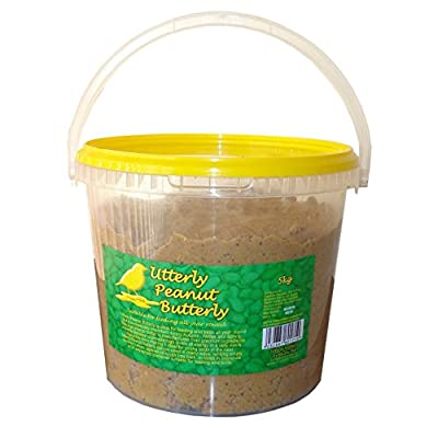 5kg Utterly Peanut Butterly Peanut Butter For Wild Birds from Twootz